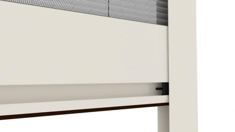 Zanzariera Apertura Verticale Batflex: Arabesque M18 (Pliflex M18)