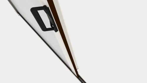 Zanzariera Apertura Laterale Batflex: Genio + (L31 plus)