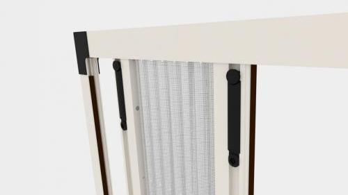 Zanzariera Apertura Laterale Batflex: Plié doppia bilaterale