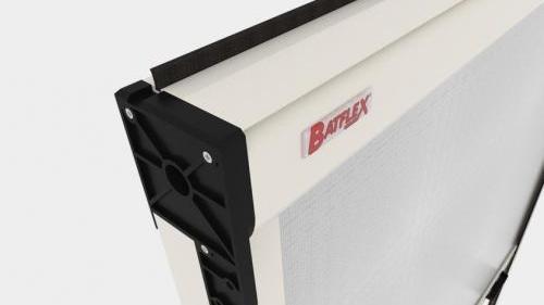 Zanzariera Apertura Verticale Batflex: Perfetta (M42)