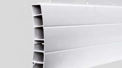 Avvolgibile in PVC Batflex: profilo normale TPTN